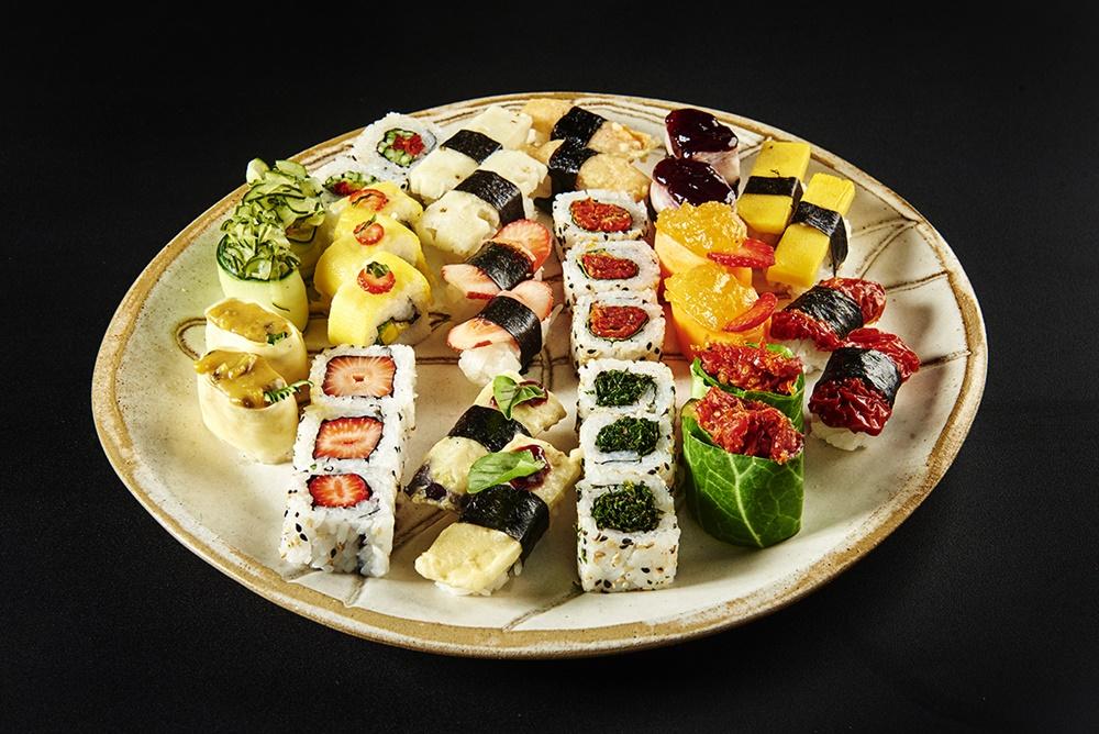 Djapa tem pratos especiais para vegetarianos e veganos