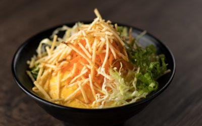 Salada Massao: um prato leve, saboroso e nutritivo